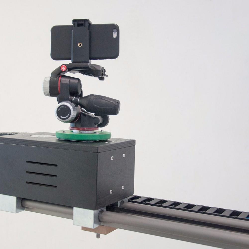 Automatisierter Kameraslider